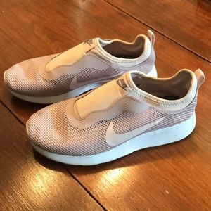 Nike Blush colored sneakers